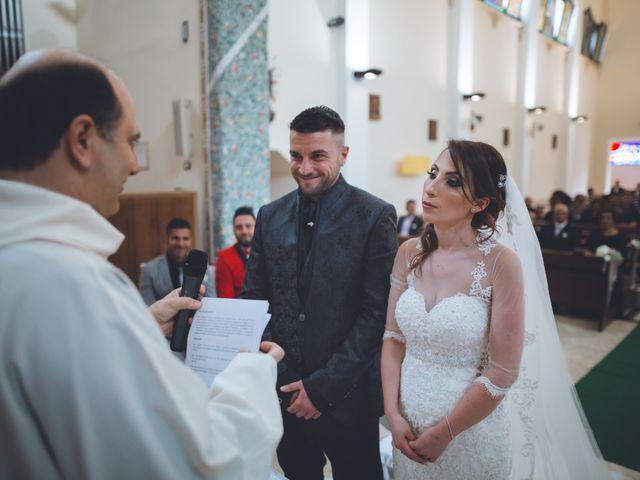 Il matrimonio di Stefano e Rosanna a Botricello, Catanzaro 133