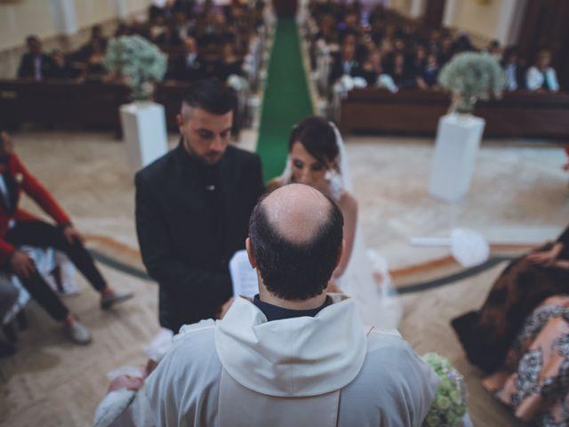 Il matrimonio di Stefano e Rosanna a Botricello, Catanzaro 134