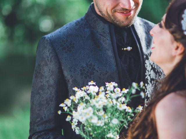 Il matrimonio di Stefano e Rosanna a Botricello, Catanzaro 110