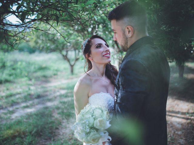 Il matrimonio di Stefano e Rosanna a Botricello, Catanzaro 114