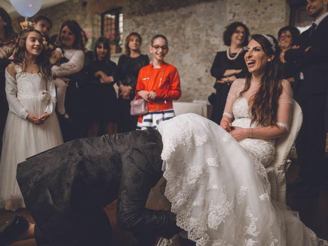 Il matrimonio di Stefano e Rosanna a Botricello, Catanzaro 121