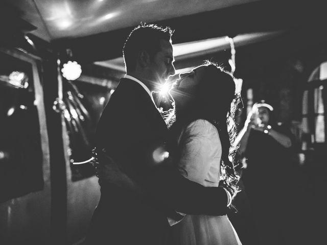 Le nozze di Julie e Fabrizio