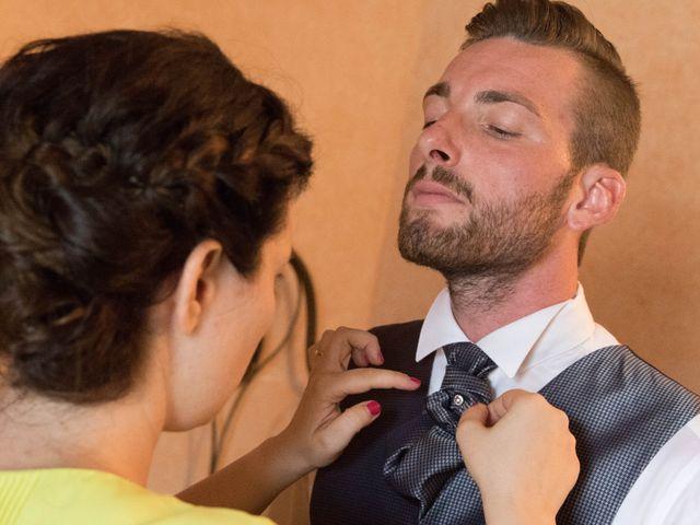 Il matrimonio di Alberto e Giulia a Castelcovati, Brescia 5