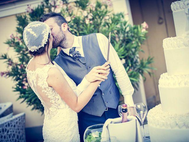Il matrimonio di Alberto e Giulia a Castelcovati, Brescia 1