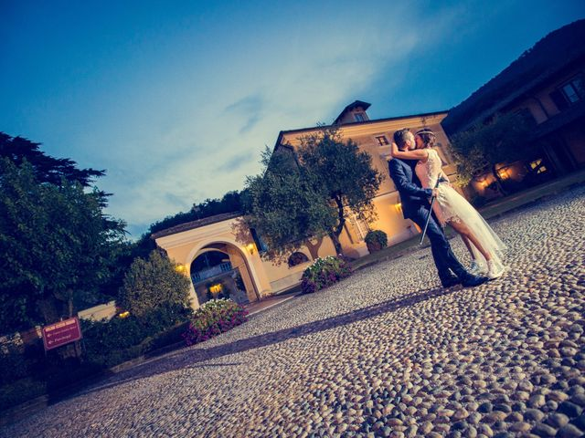 Il matrimonio di Alberto e Giulia a Castelcovati, Brescia 12