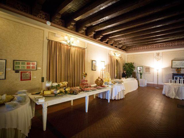 Il matrimonio di Alberto e Giulia a Castelcovati, Brescia 17
