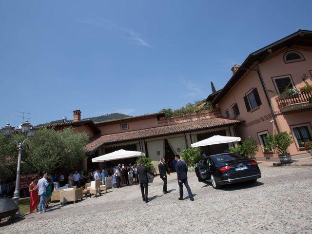 Il matrimonio di Alberto e Giulia a Castelcovati, Brescia 18