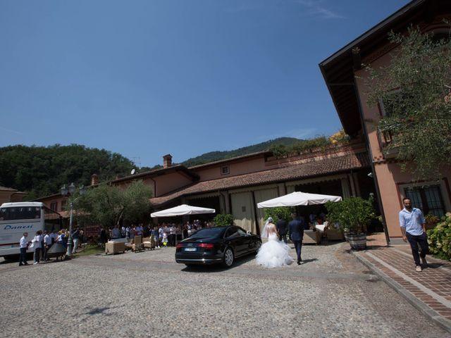 Il matrimonio di Alberto e Giulia a Castelcovati, Brescia 22