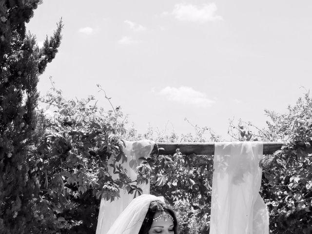 Il matrimonio di Giuseppe e Kerry a San Gimignano, Siena 4