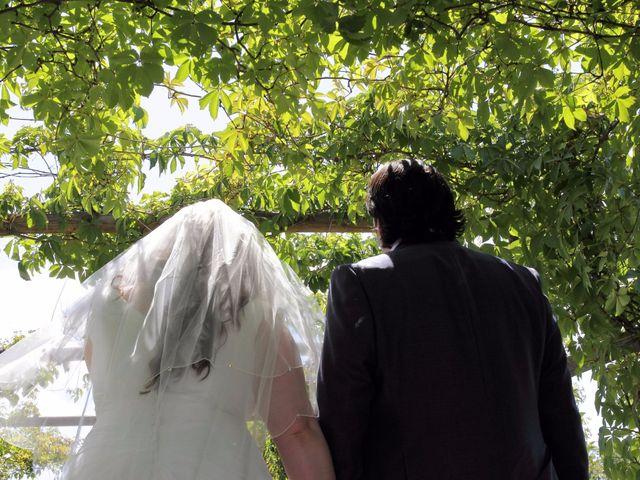 Il matrimonio di Giuseppe e Kerry a San Gimignano, Siena 11