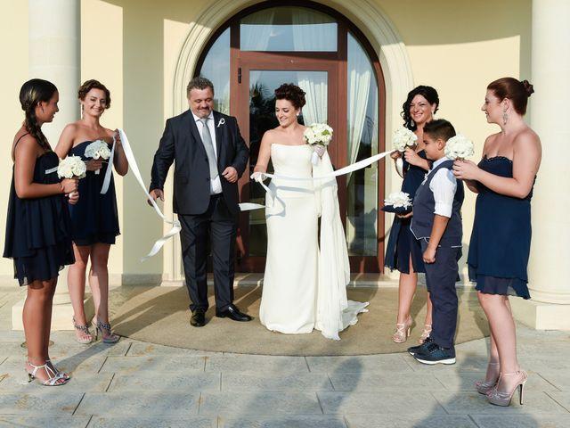 Il matrimonio di Giuseppe e Irina a Novoli, Lecce 27