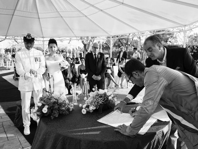 Il matrimonio di Giuseppe e Irina a Novoli, Lecce 37