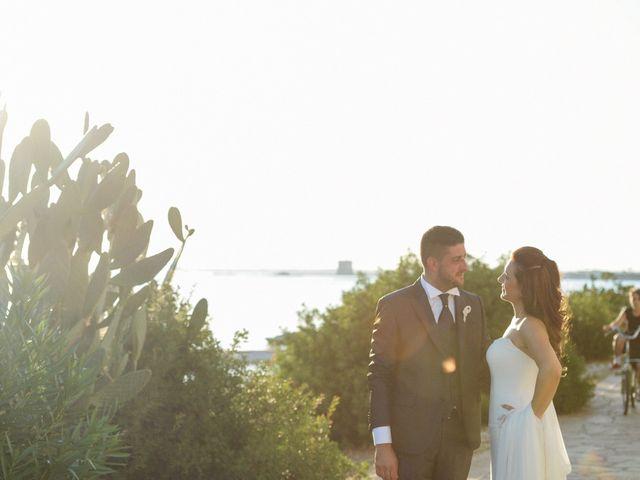 Il matrimonio di Giuseppe e Irina a Novoli, Lecce 45