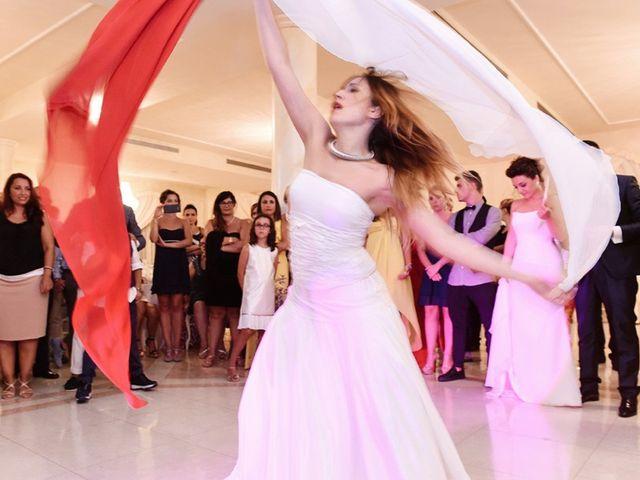 Il matrimonio di Giuseppe e Irina a Novoli, Lecce 55