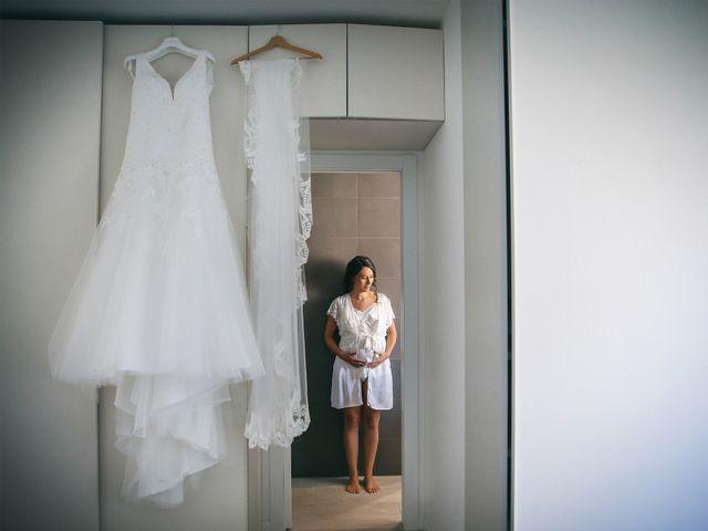 Il matrimonio di Luca e Gretha a Calco, Lecco 10