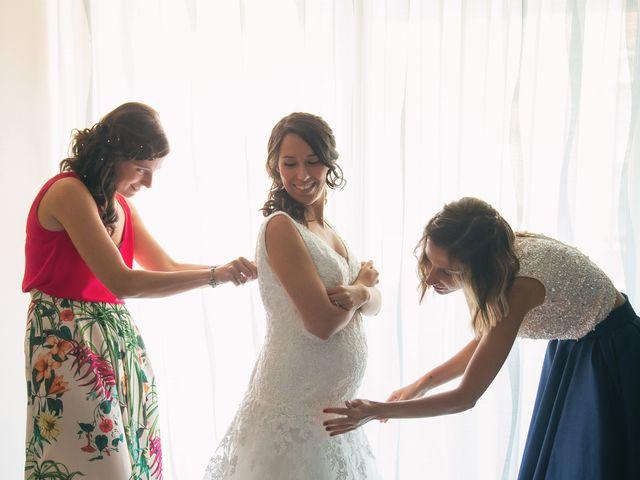 Il matrimonio di Luca e Gretha a Calco, Lecco 15