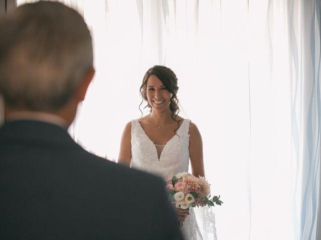 Il matrimonio di Luca e Gretha a Calco, Lecco 17