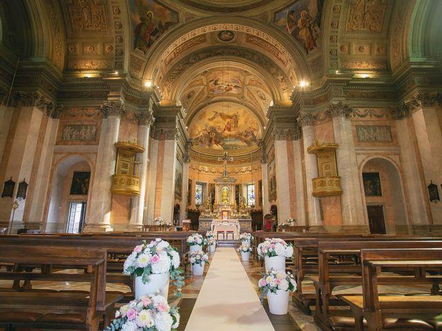 Il matrimonio di Luca e Gretha a Calco, Lecco 18
