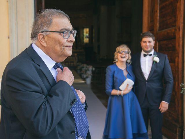 Il matrimonio di Luca e Gretha a Calco, Lecco 19
