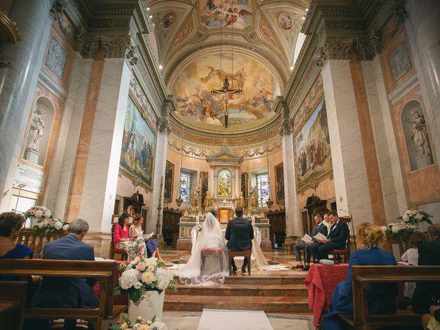Il matrimonio di Luca e Gretha a Calco, Lecco 21