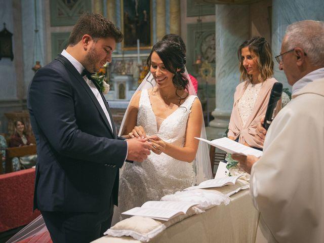 Il matrimonio di Luca e Gretha a Calco, Lecco 22
