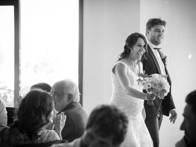 Il matrimonio di Luca e Gretha a Calco, Lecco 27