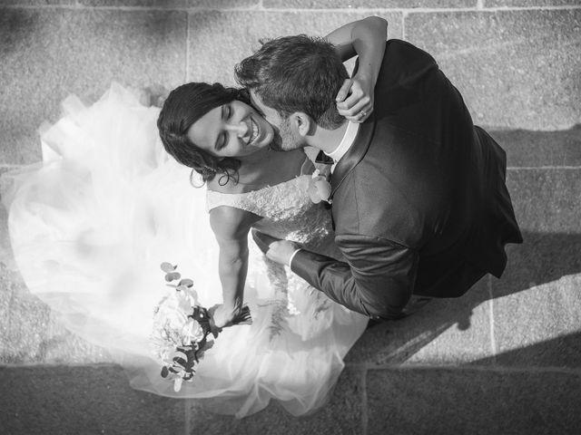 Il matrimonio di Luca e Gretha a Calco, Lecco 35