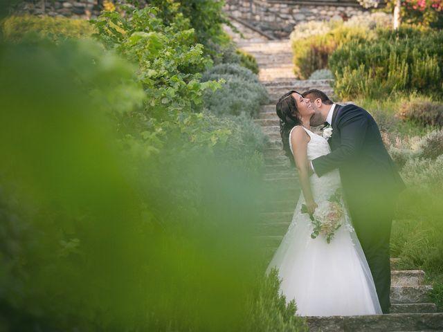 Il matrimonio di Luca e Gretha a Calco, Lecco 37