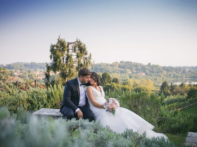 Il matrimonio di Luca e Gretha a Calco, Lecco 38