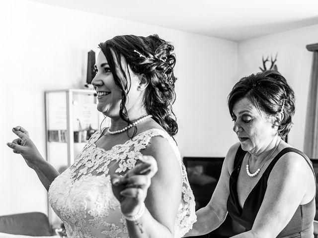 Il matrimonio di Daniele e Alessia a Gravedona, Como 6