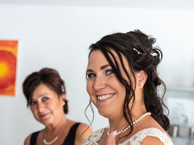 Il matrimonio di Daniele e Alessia a Gravedona, Como 8