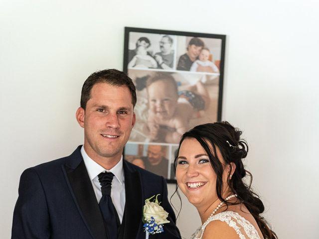 Il matrimonio di Daniele e Alessia a Gravedona, Como 10