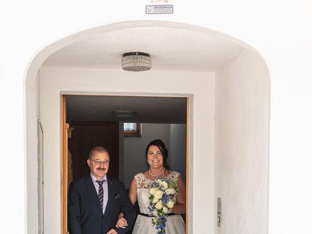 Il matrimonio di Daniele e Alessia a Gravedona, Como 11