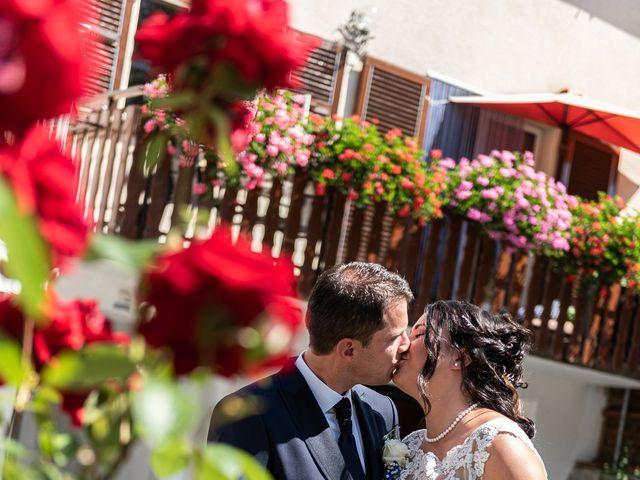 Il matrimonio di Daniele e Alessia a Gravedona, Como 12