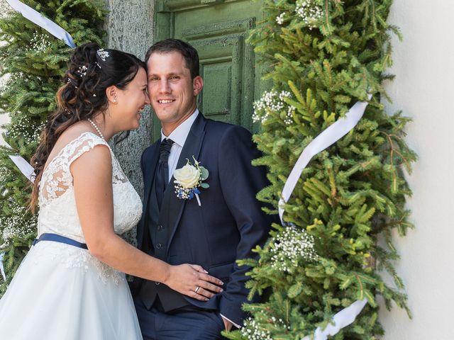Il matrimonio di Daniele e Alessia a Gravedona, Como 17