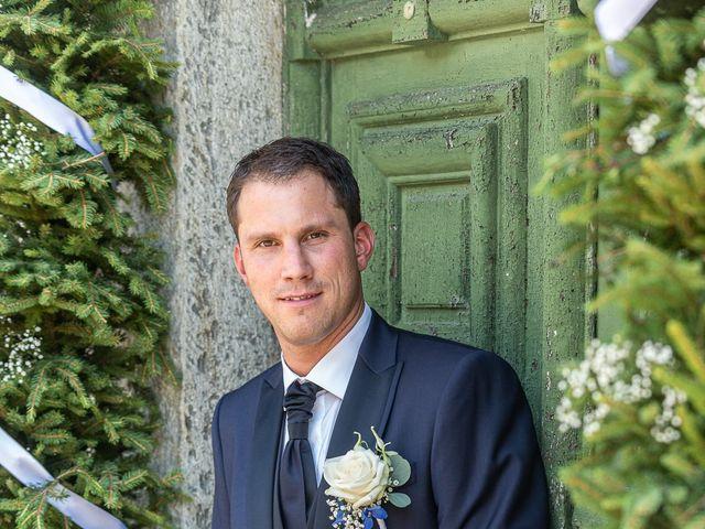 Il matrimonio di Daniele e Alessia a Gravedona, Como 19
