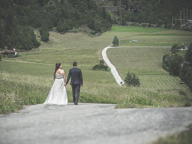 Il matrimonio di Daniele e Alessia a Gravedona, Como 24