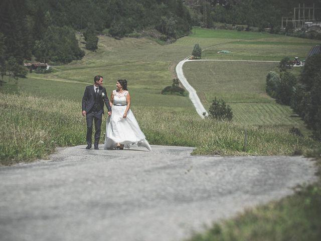 Il matrimonio di Daniele e Alessia a Gravedona, Como 25