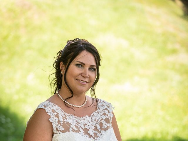 Il matrimonio di Daniele e Alessia a Gravedona, Como 27