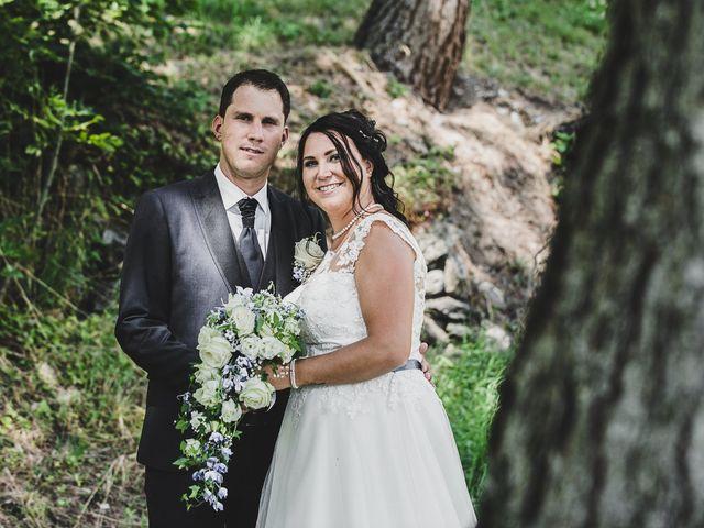 Il matrimonio di Daniele e Alessia a Gravedona, Como 28