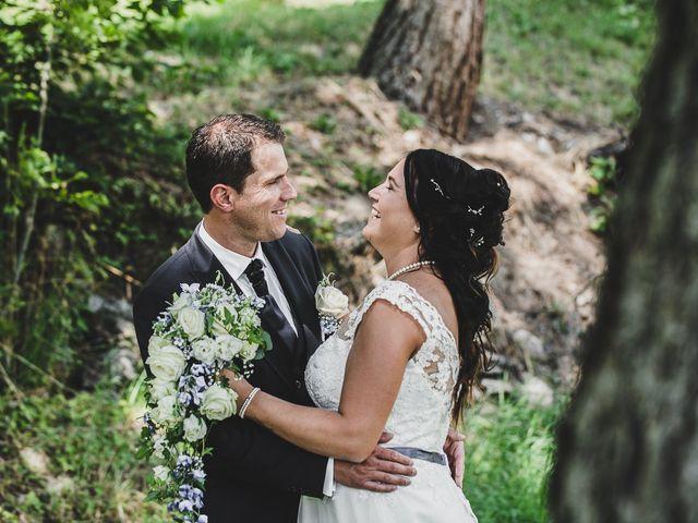 Il matrimonio di Daniele e Alessia a Gravedona, Como 29