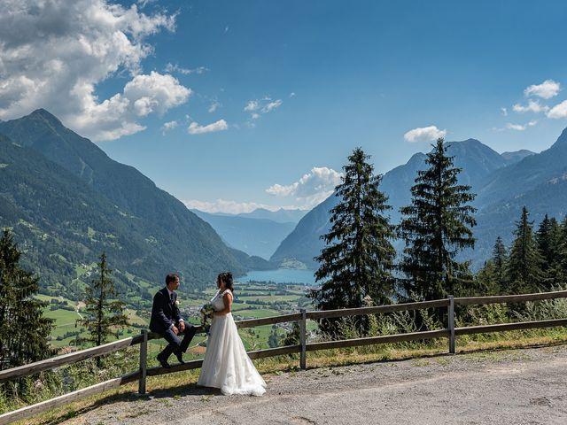 Il matrimonio di Daniele e Alessia a Gravedona, Como 31