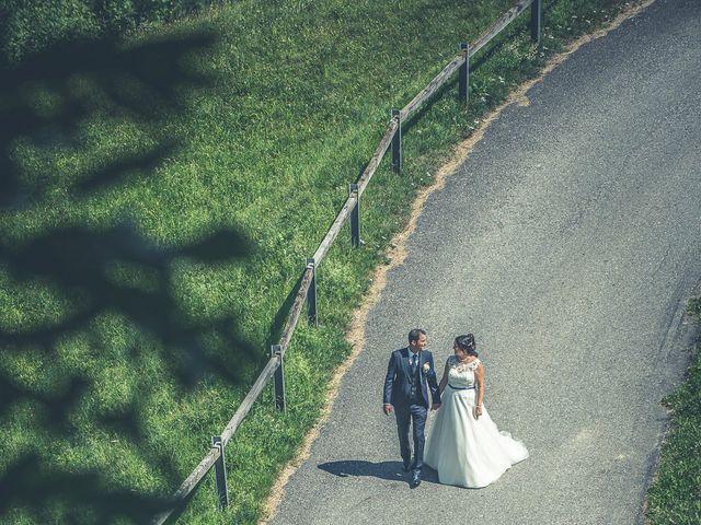 Il matrimonio di Daniele e Alessia a Gravedona, Como 32