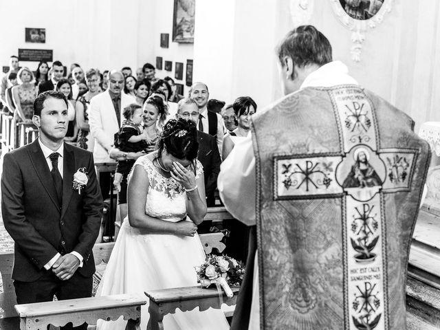 Il matrimonio di Daniele e Alessia a Gravedona, Como 37