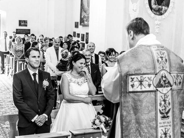 Il matrimonio di Daniele e Alessia a Gravedona, Como 38