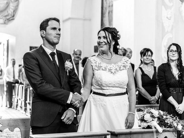 Il matrimonio di Daniele e Alessia a Gravedona, Como 39