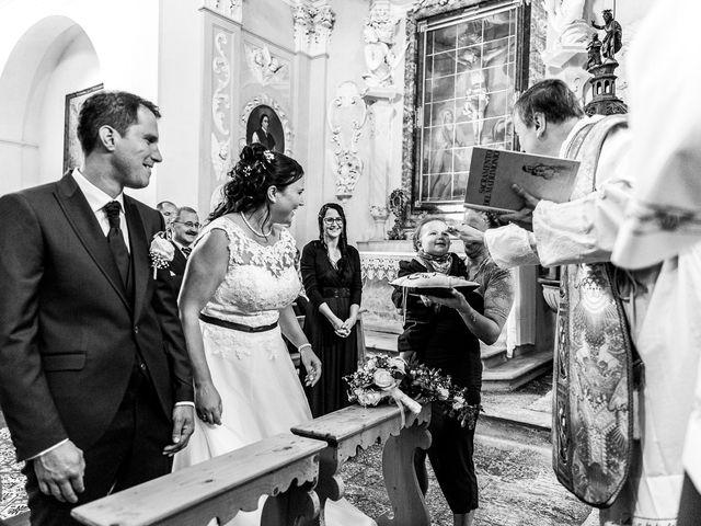 Il matrimonio di Daniele e Alessia a Gravedona, Como 40