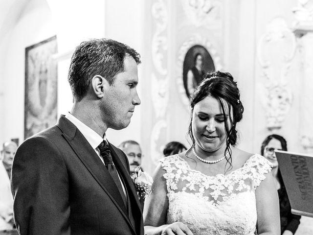 Il matrimonio di Daniele e Alessia a Gravedona, Como 42