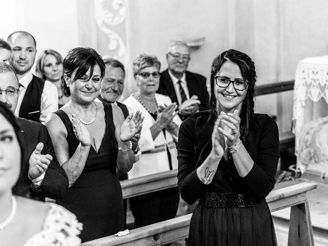 Il matrimonio di Daniele e Alessia a Gravedona, Como 44