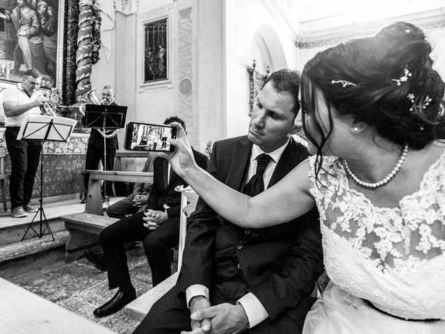 Il matrimonio di Daniele e Alessia a Gravedona, Como 46